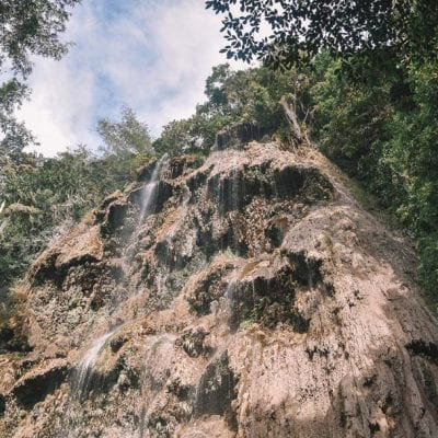 Tumalog Falls: The Perfect Oslob Whale Shark detour