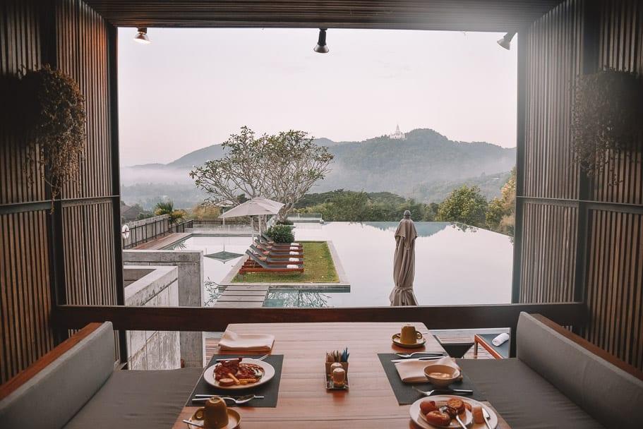Veranda High Resort Chiang Mai Breakfast
