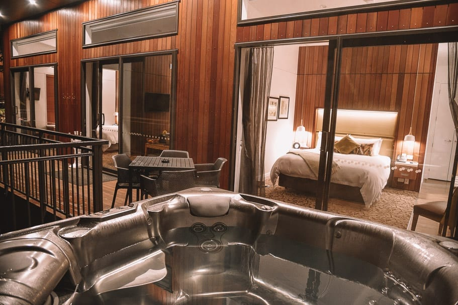 Rainforest-retreat-franz-josef, franz-josef-hotel-with-spa, where-to-stay-franz-josef, family-villa-franz-josef, franz-josef-hotel, south-island-road-trip-itinerary, 2-week-new-zealand-itinerary, 7-day-south-island-itinerary