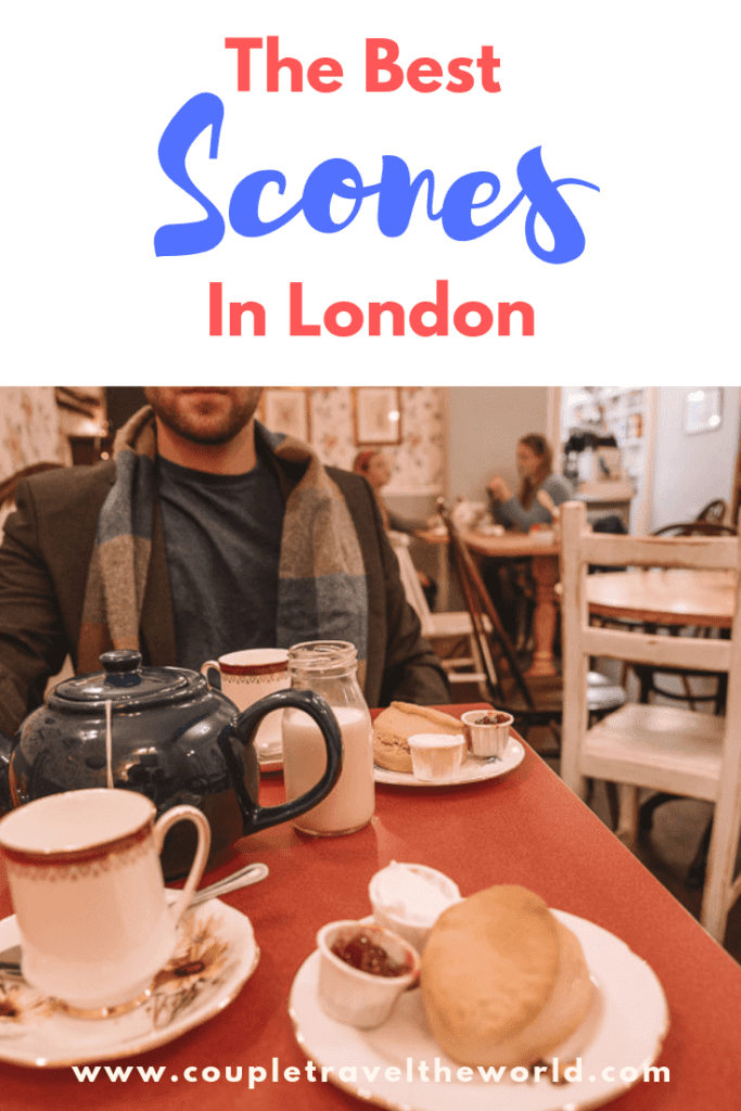 best-scones-in-london