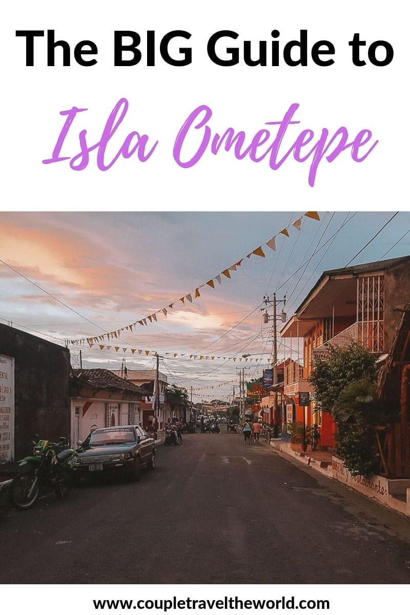 Ometepe-Nicaragua; Moyogalpa-Ometepe-Nicaragua