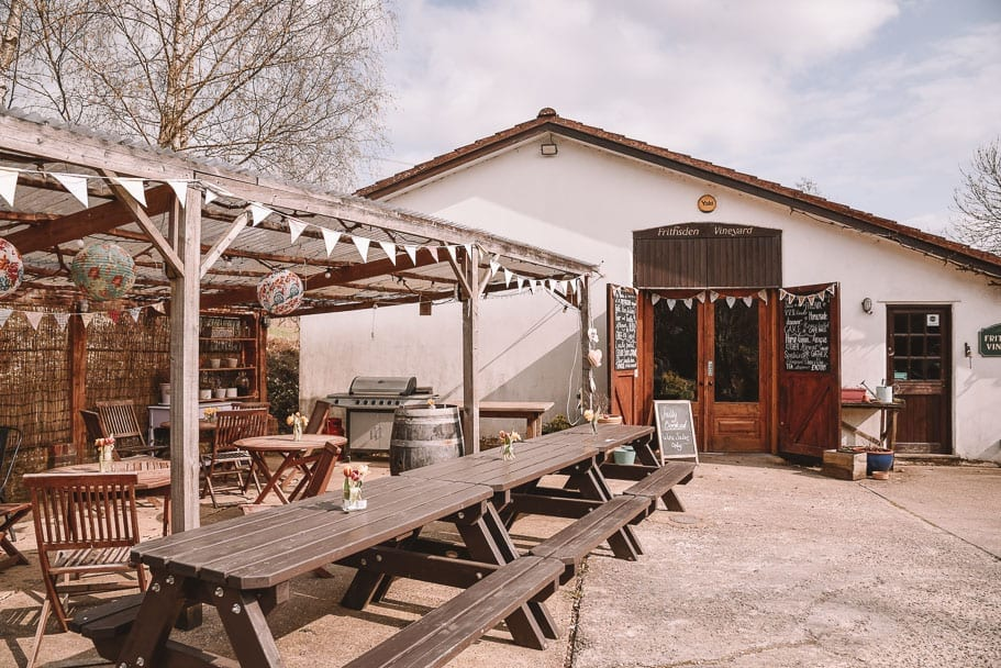 Frithsden Vineyard: Is it worth a visit?