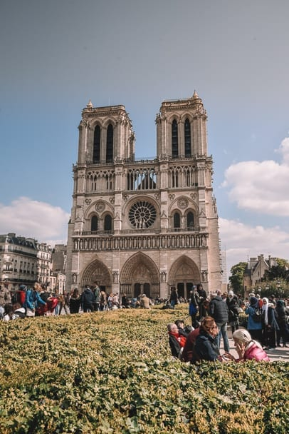 Cathedral-of-Notre-Dame-Architecture