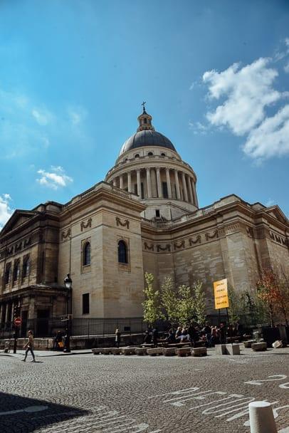 Pantheon-Paris-Facts