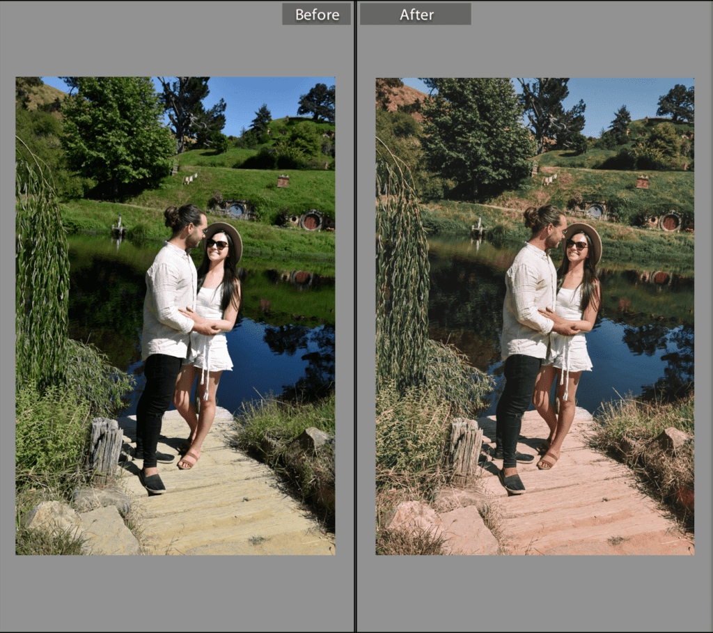 lightroom preset instagram