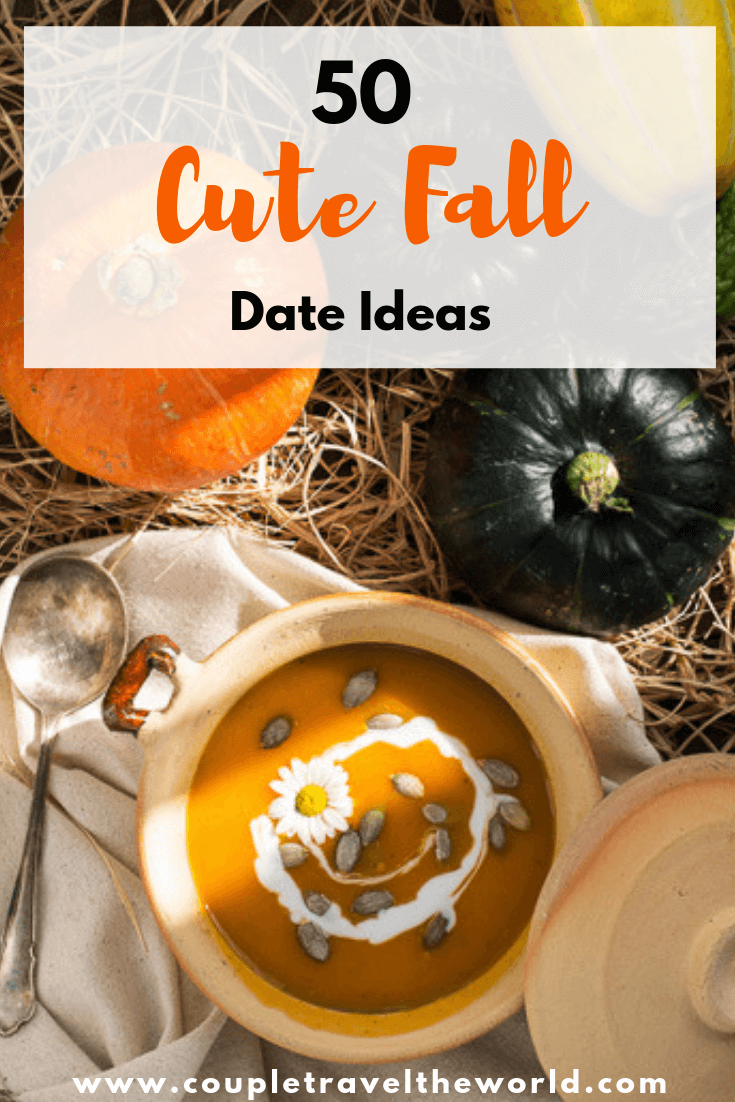 Cute Fall Date Ideas for couples