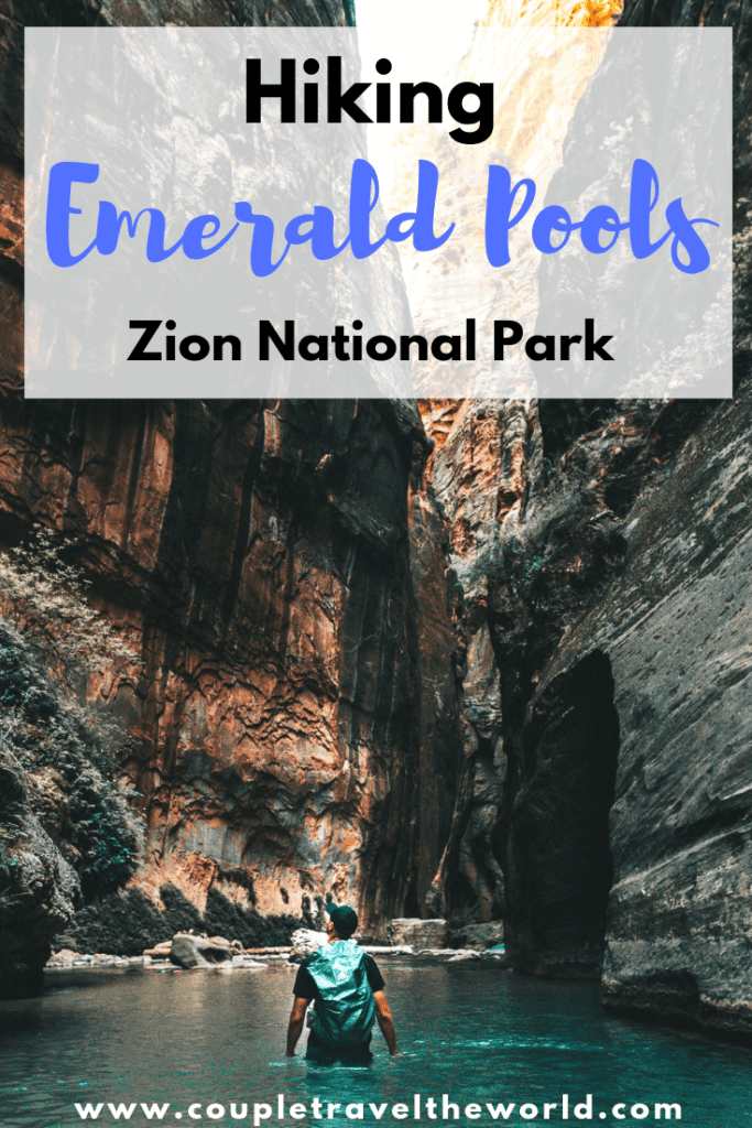 Hiking-Emerald-pools-Zion-National-Park