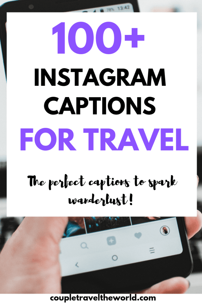 100+ Travel Captions for Instagram (Engage your audience ...