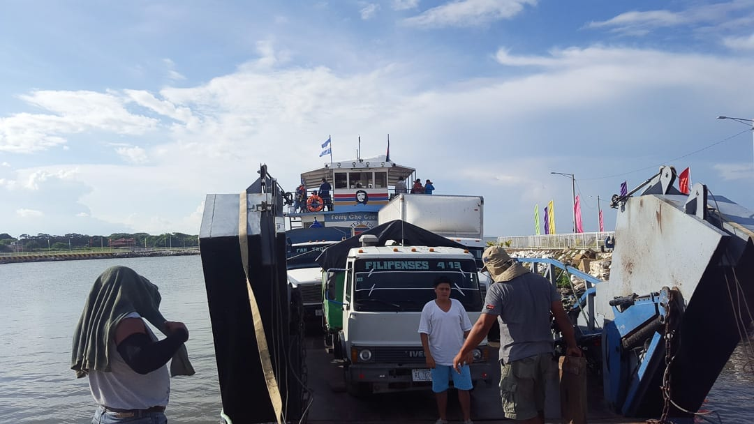 Che-Guevera-Ferry-from-San-Jorge-to-Ometepe