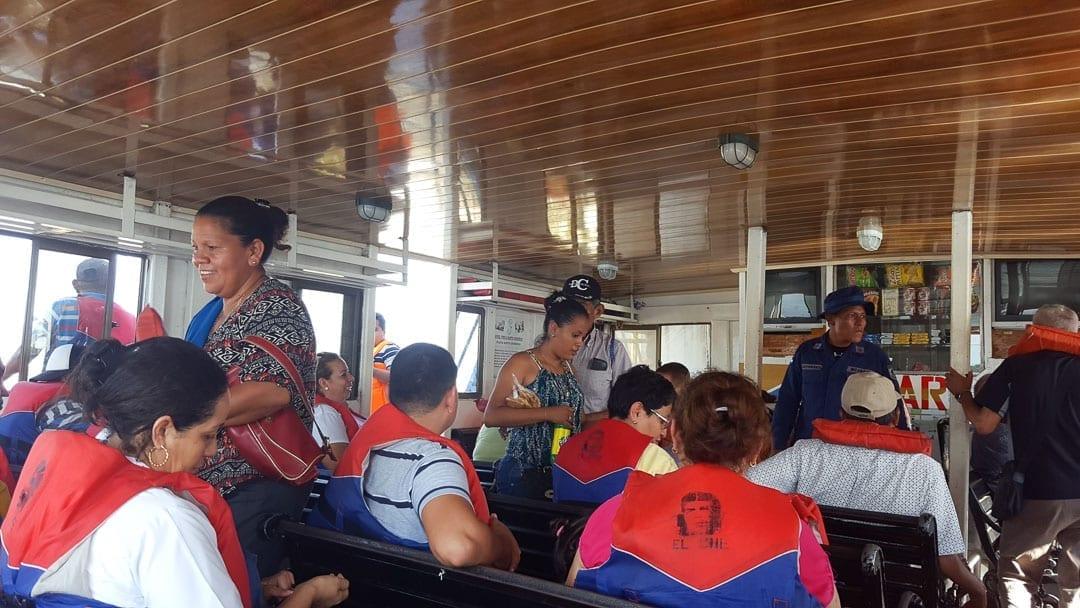 Passengers-on-the-Ometepe-Island-ferry