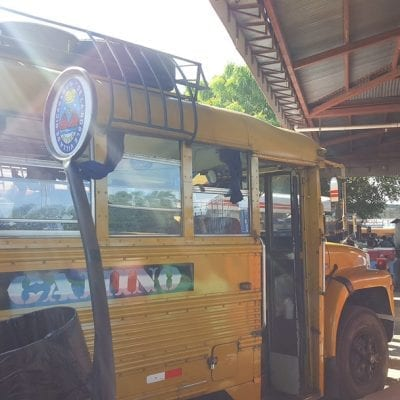 San Juan del Sur to Granada for $2 | A First Timer's Guide to Chicken Bus Travel