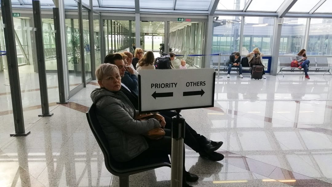 wizz-air-priority-sign