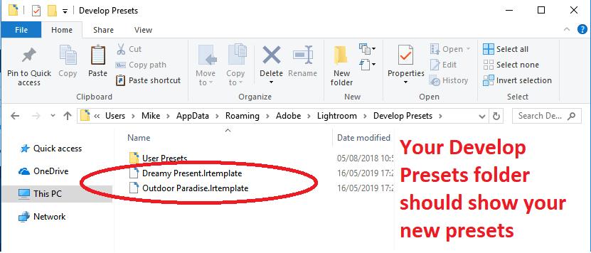 downloaded-presets-installed-into-lightroom-develop-presets-folder