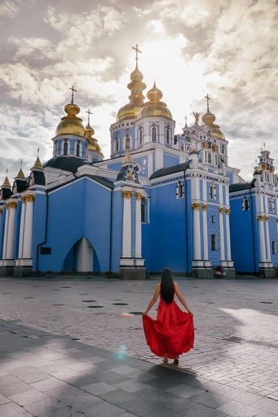 St-Michaels-Cathedral-Kiev-Ukraine