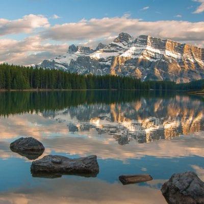 Two Jack Lake   Hike Banff Locals' Secret Picnic Spot