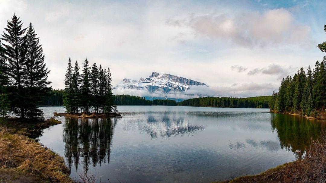 two-jack-lake-trail