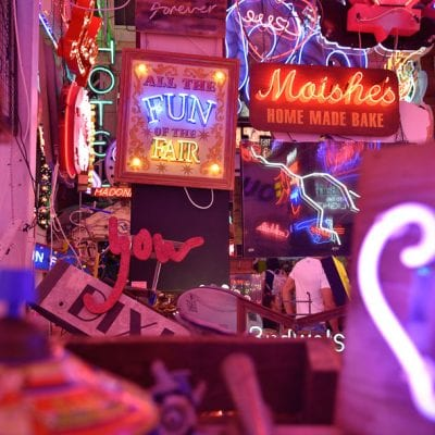 God's Own Junkyard: A hidden gem in London
