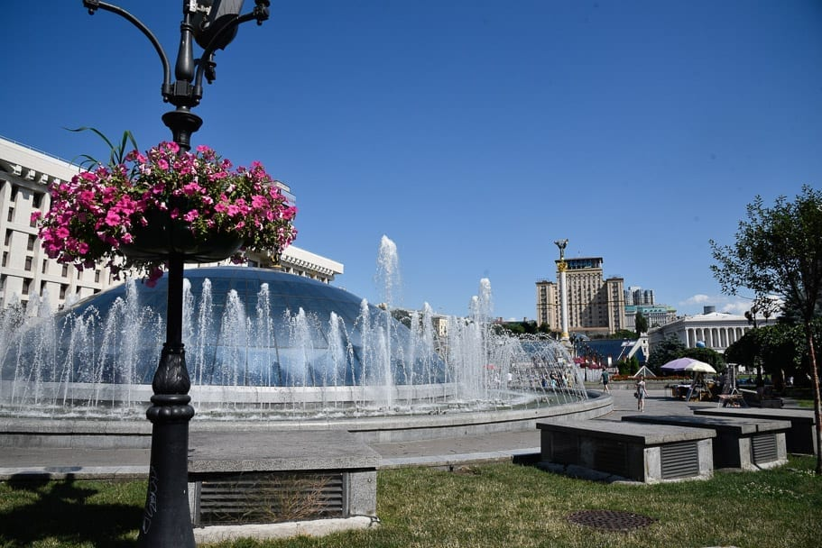 Independence Square Kiev (5 Interesting things to spot!)
