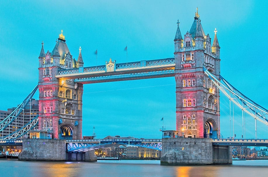 11 Most Instagrammable Places in London
