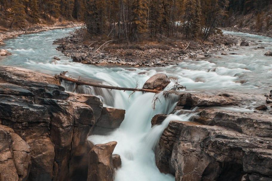 Mistaya Canyon Hike | Banff's Secret Trail You must Visit
