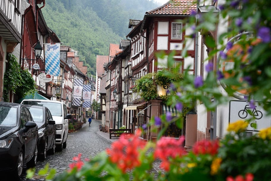 Miltenburg-town-streets