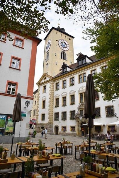 Regensburg-Germany-river-cruise