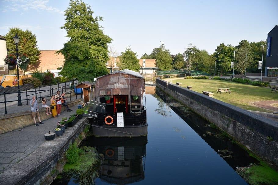 Thetford-Riverbank