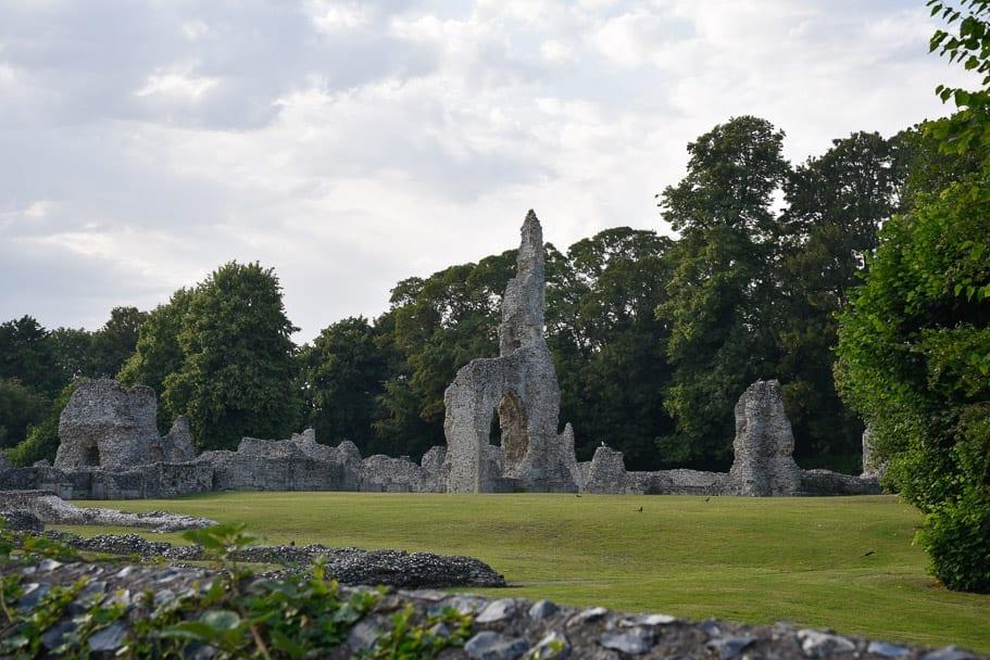 Thetford-Ruins