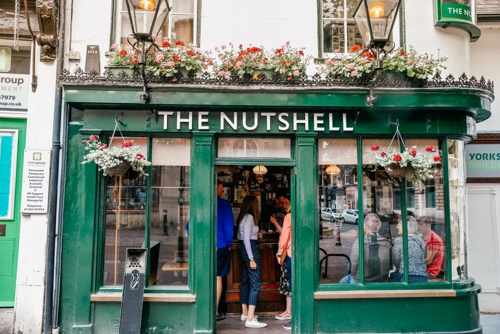 The Nuthsell Pub