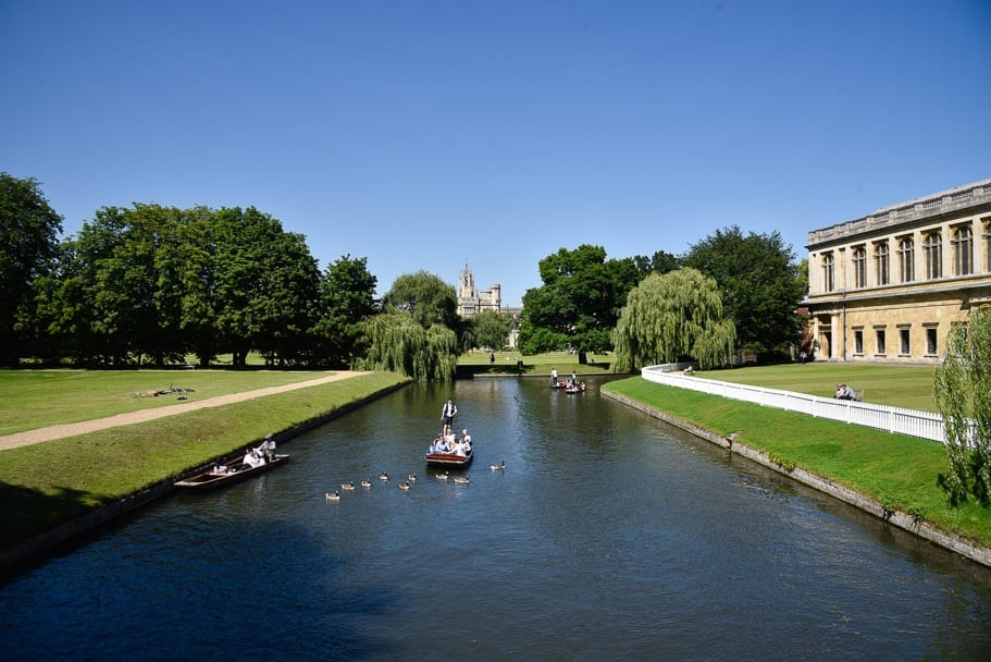 5 Romantic Walks in Cambridge (Don't miss these Must Do walks!)