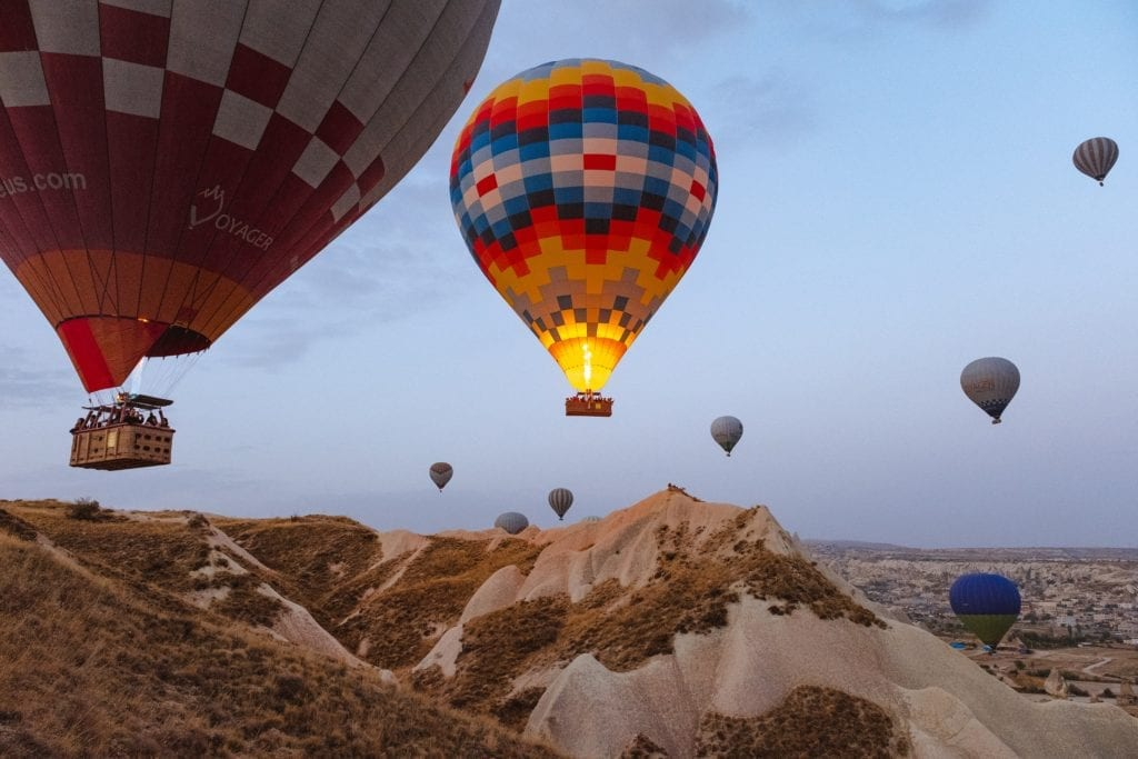 36 Incredible Hot Air Balloon Festivals in the USA + a Complete list (2020)