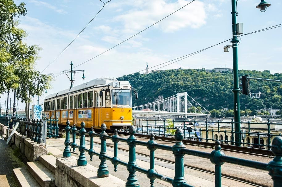How to Travel from Budapest to Bratislava by Train