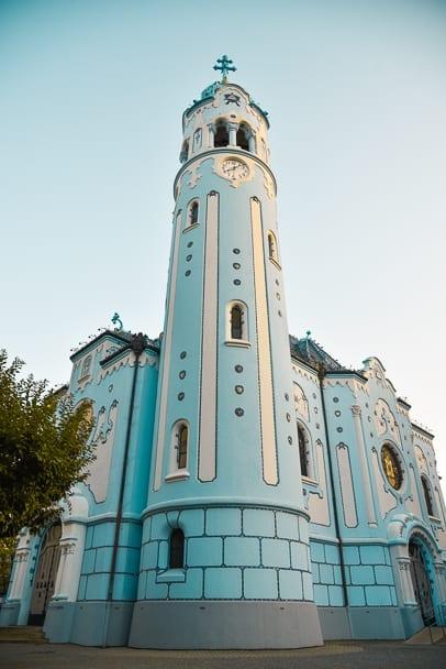 blue-church-bratislava