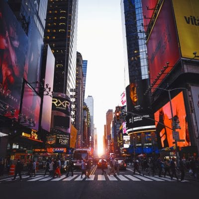 90 + New York City (NYC) Quotes for inspiring Instagram captions
