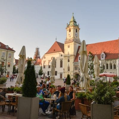 12 Amazing Things to Do in Bratislava Old Town
