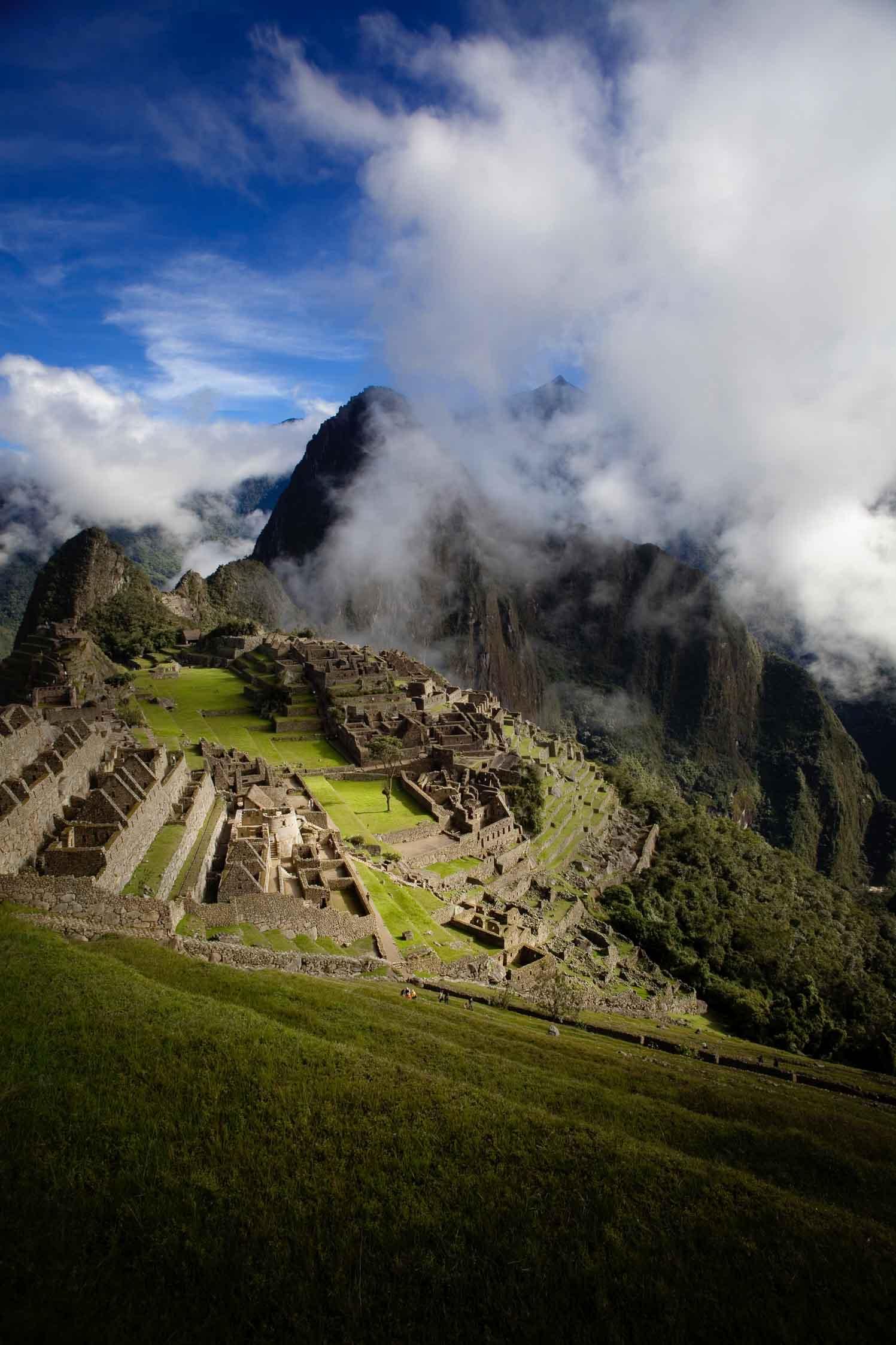 Machu Picchu is a bucket list destination