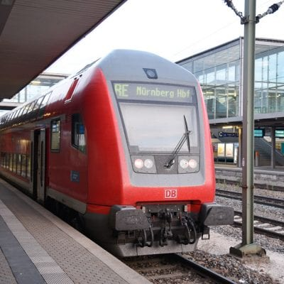How to Travel from Frankfurt to Regensburg | Overnight train