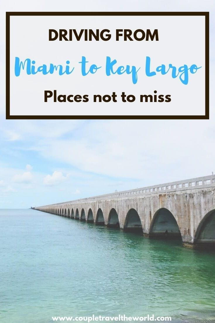 driving-miami-key-largo