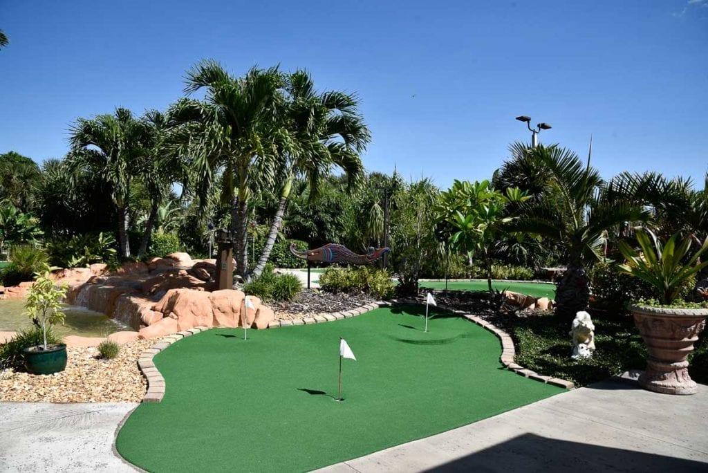 Mini-Golfing-Marco-Island