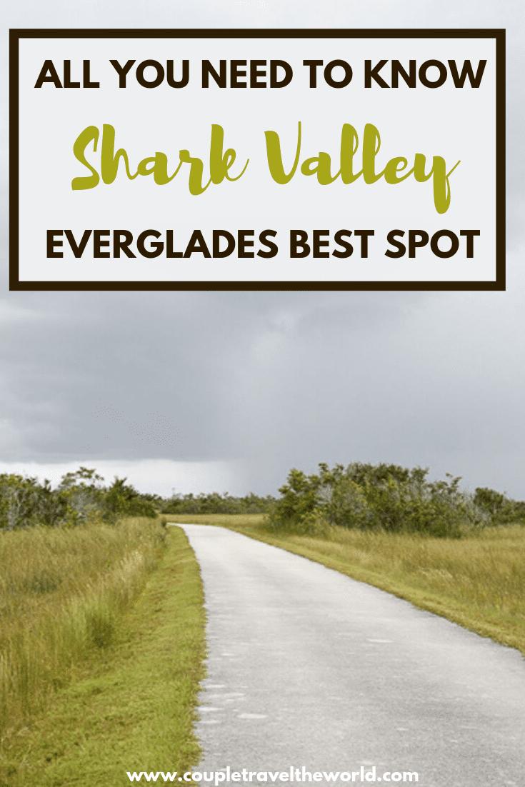 SHARK -VALLEY-EVERGLADES