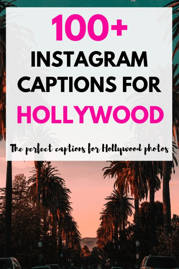 hollywood-instagram-captions