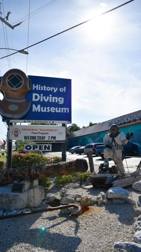 things-to-do-in-Islamorada-marine-diving-museum
