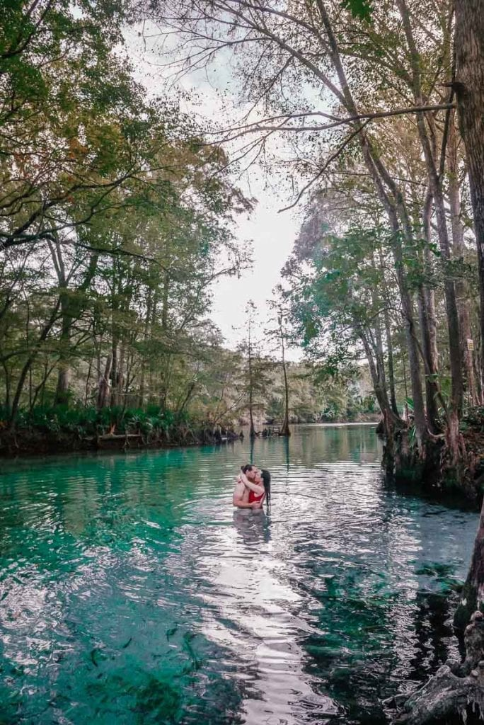 Ginnie-Springs-florida-Camping