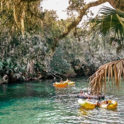 Blue Spring State Park Florida Tubing (Our Best Tips!)