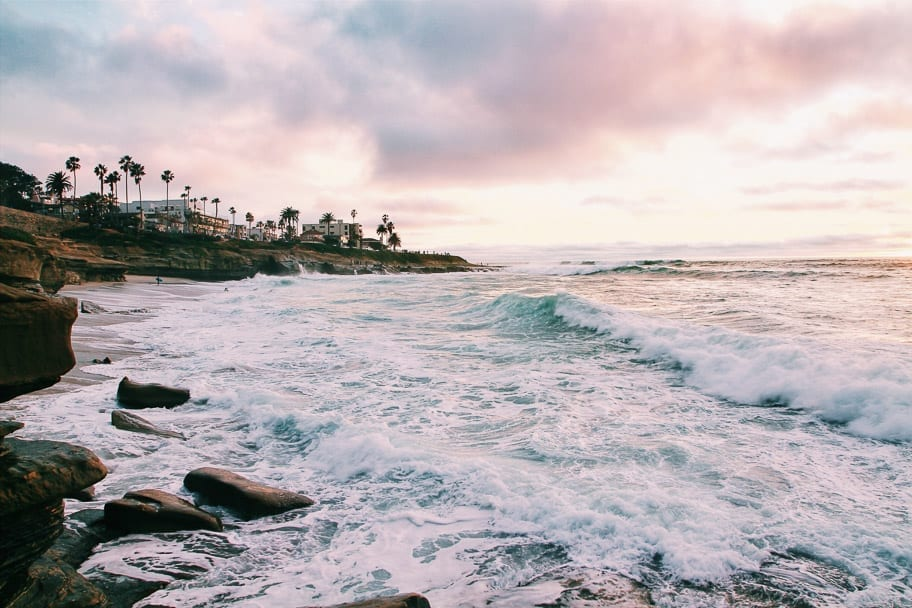 San Diego Quotes for Instagram captions