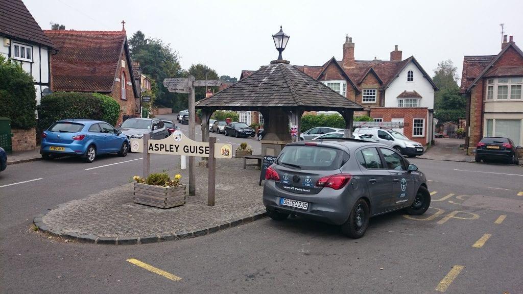 Aspley-Guise-village