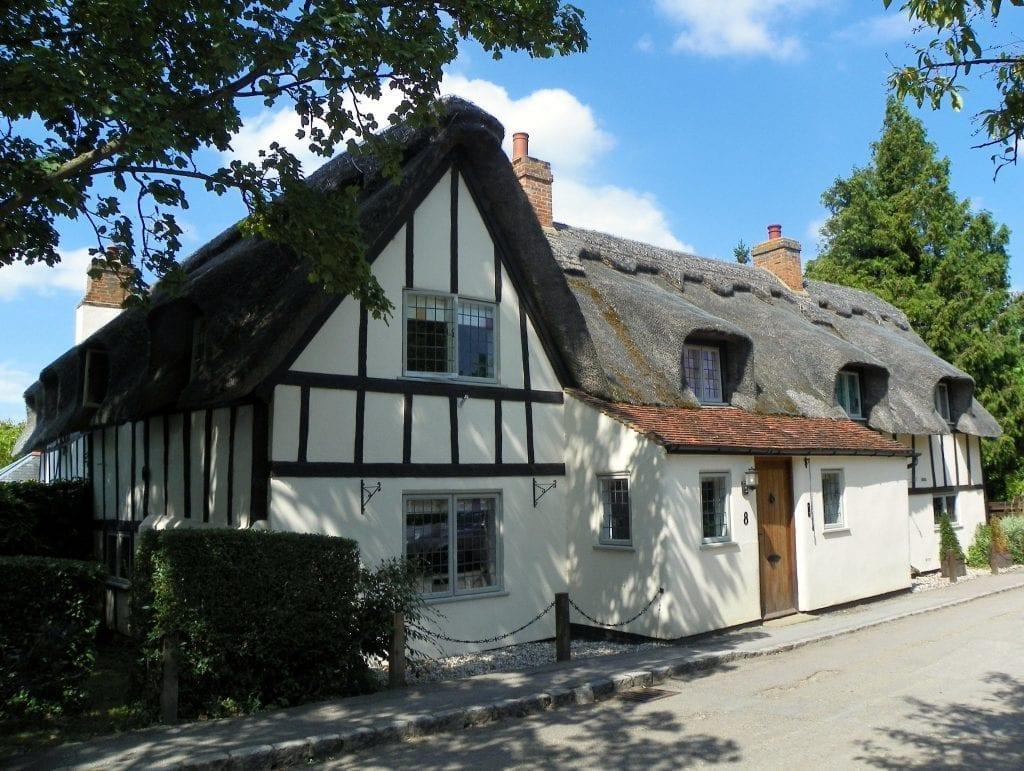Barton-le-Clay-village-England
