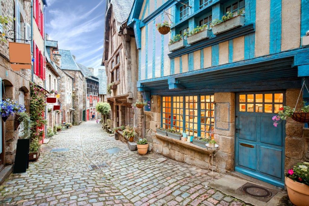Dinan-France