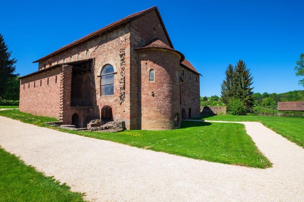 Einhardsbasilika-Michelstadt