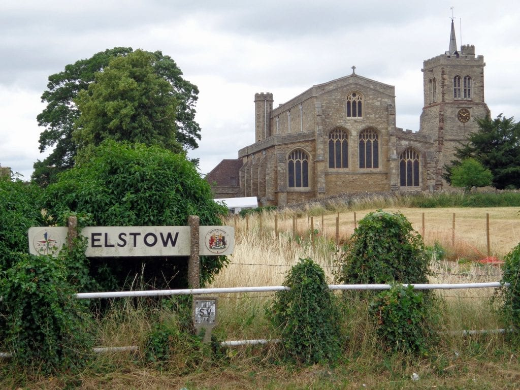 Elstow-village-England